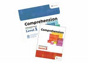 GA PIC Comprehension 1 and 2 Books